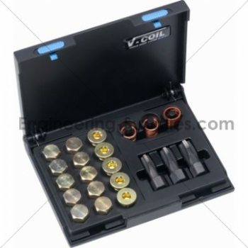 M13x1 5 M15x1 5 M17x1 5 V Coil Replacement Oil Sump Plug