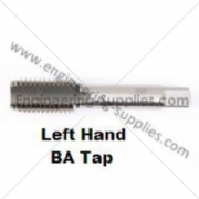 Picture of BA LEFT HAND HSS TAPS & DIES