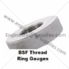 BSF Screw Ring Thread Gauges