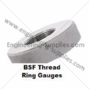 Picture of BSF Screw Ring Thread Gauges