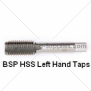 Picture of BSP LEFT HAND HSS TAPS & DIES
