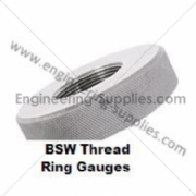 Picture of BSW Screw Ring Thread Gauges