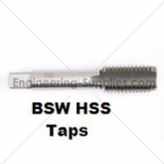 Picture of BSW HSS Taps Right Hand