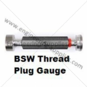 Picture of BSW Screw Plug Thread Gauges