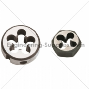 Picture of Metric Coarse Carbon Steel Dies - Dienuts