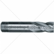 Picture of Metric End Mill Standard Series HSS / HSCo
