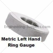 Picture of METRIC LEFT HAND Thread Gauges