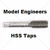 ME HSS Taps Model Engineers Right Hand