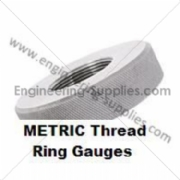 Picture of METRIC RIGHT HAND ISO Screw Ring Thread Gauges