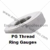P.G Screw Ring Thread Gauges