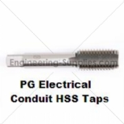Picture of P.G HSS Taps Electrical Conduit Right Hand