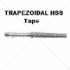 Trapezoidal Metric HSS Taps Right & Left Hand