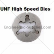 Picture of UNF HSS Circular Dies - Die Nuts Right Hand