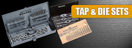 Tap and Die Sets
